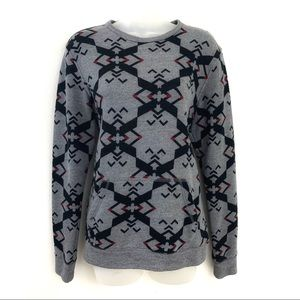 On The Byas Aztec Sweatshirt